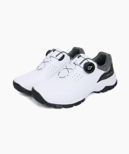 Fluke Golf Shoes [White]