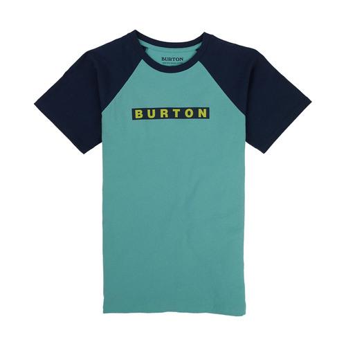밸롭몰 BURTON 어린이 불렛 반팔 티셔츠 Buoy Blue BTIM0338, ballop