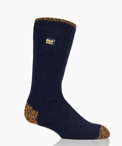 Heat Holders Workforce Winter Socks [Navy]