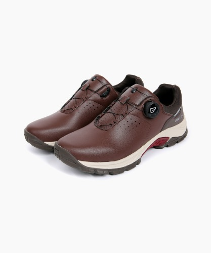 Fluke Golf Shoes [Brown]