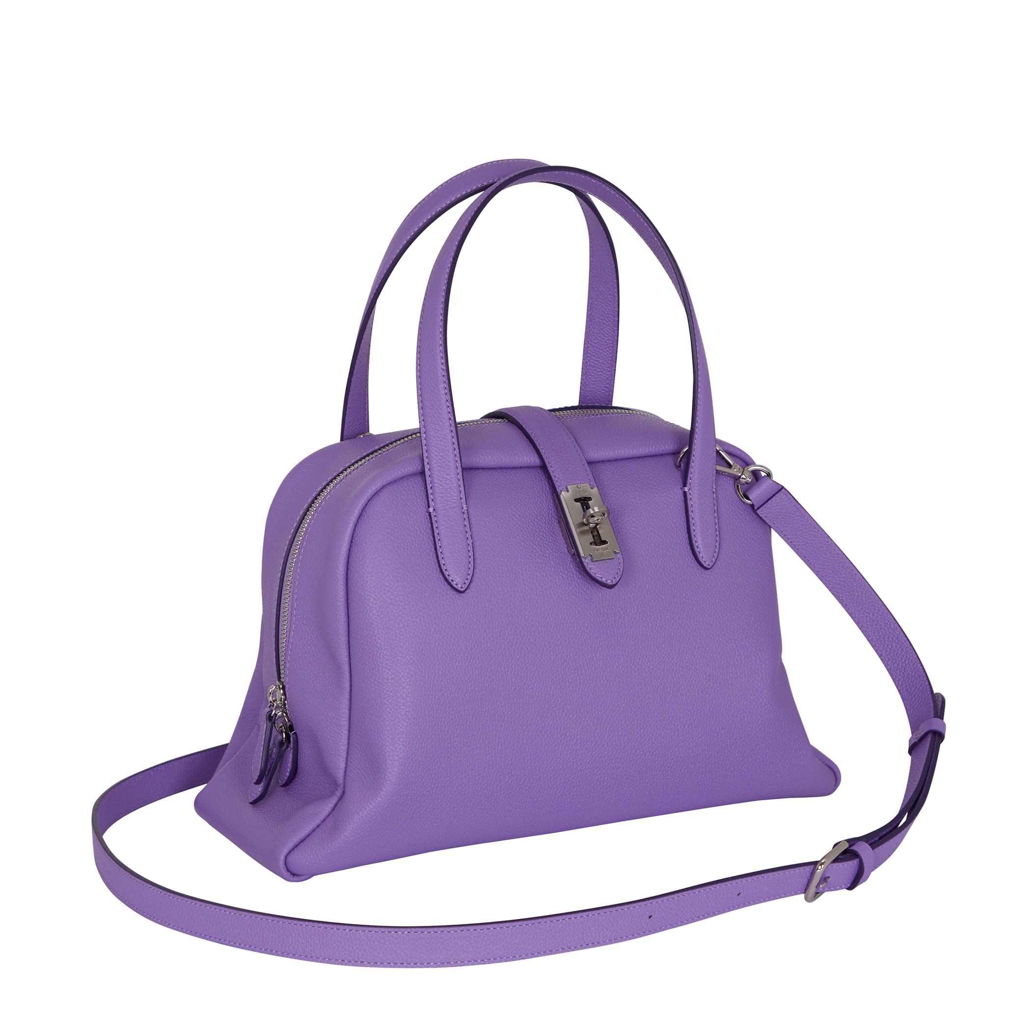 Toque tote M (토크 토트 미듐) Galaxy purple
