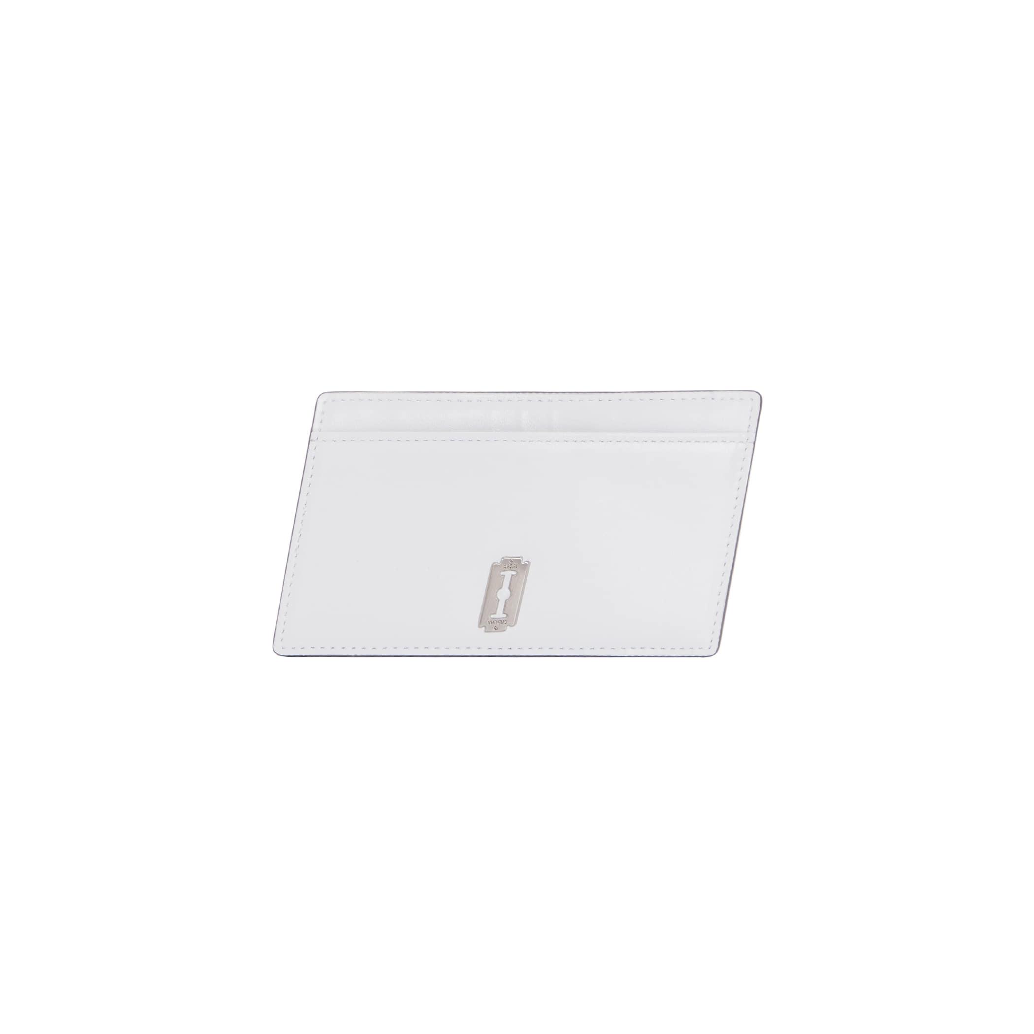 Mercury Square Card Holder (머큐리 스퀘어 카드홀더) Off White