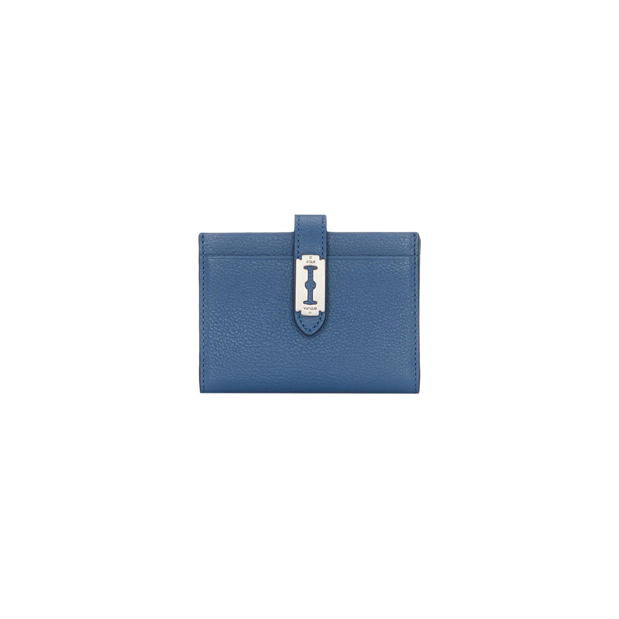 Magpie Card Wallet (맥파이 카드지갑) Aube Blue