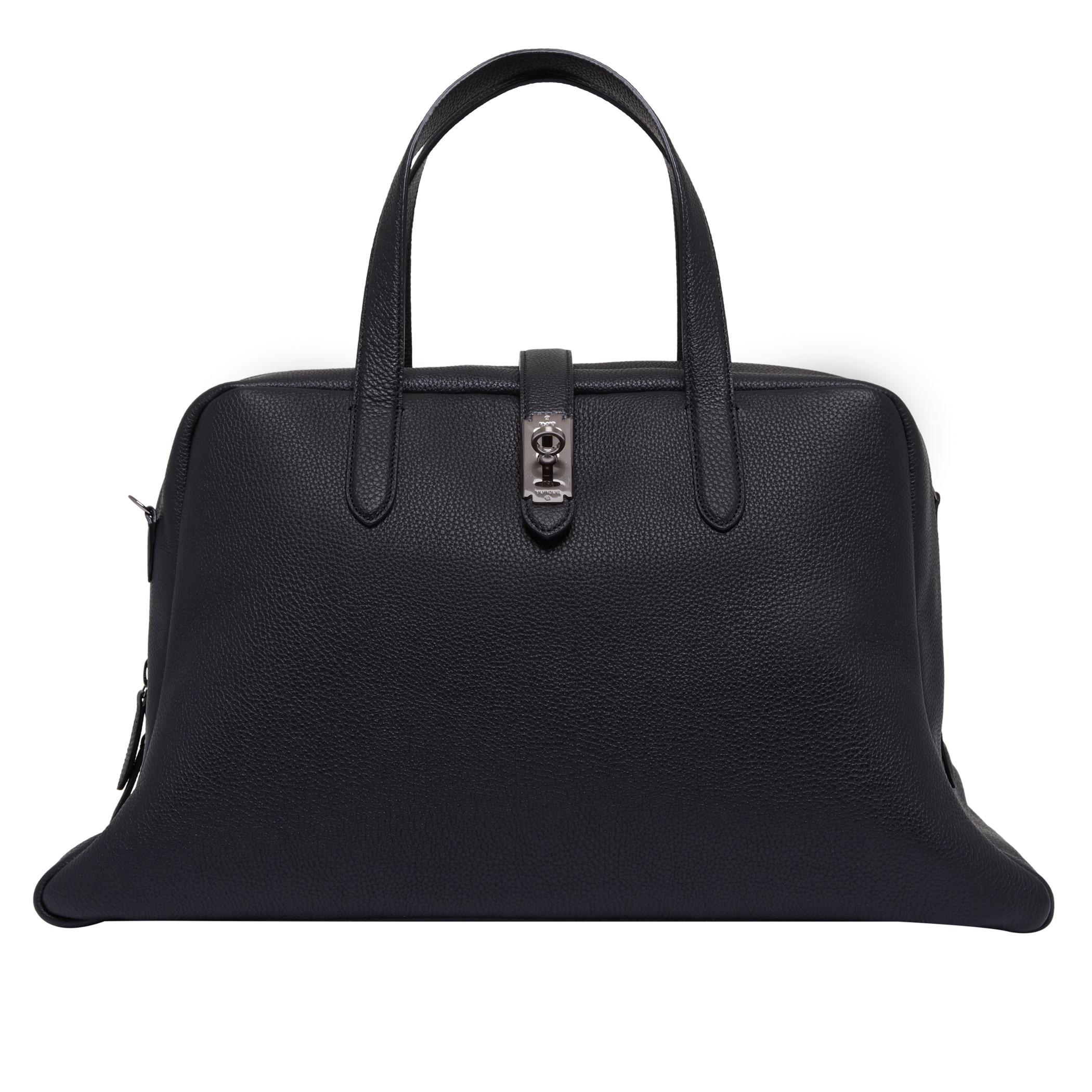Toque tote Weekend Bag (토크 토트 위켄드 백) Black