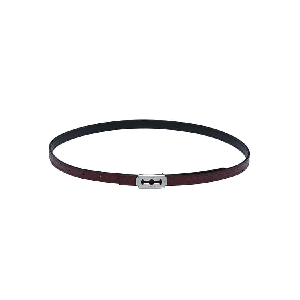 vunque razor belt (분크 레이저 벨트) Black