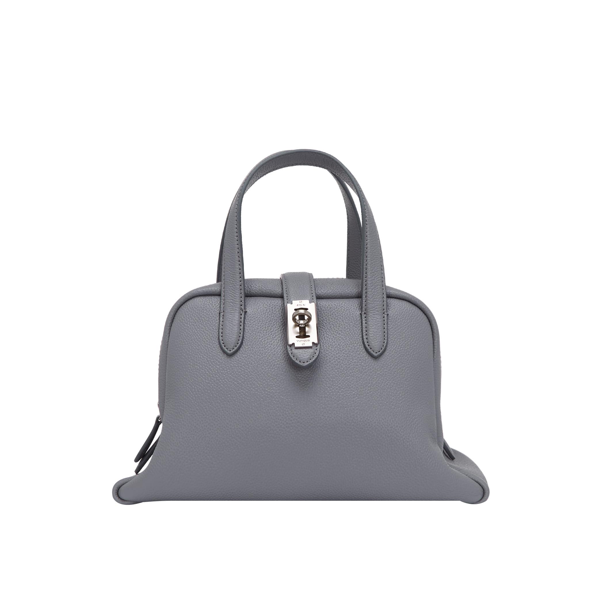 Toque tote S (토크 토트 스몰) Proper grey