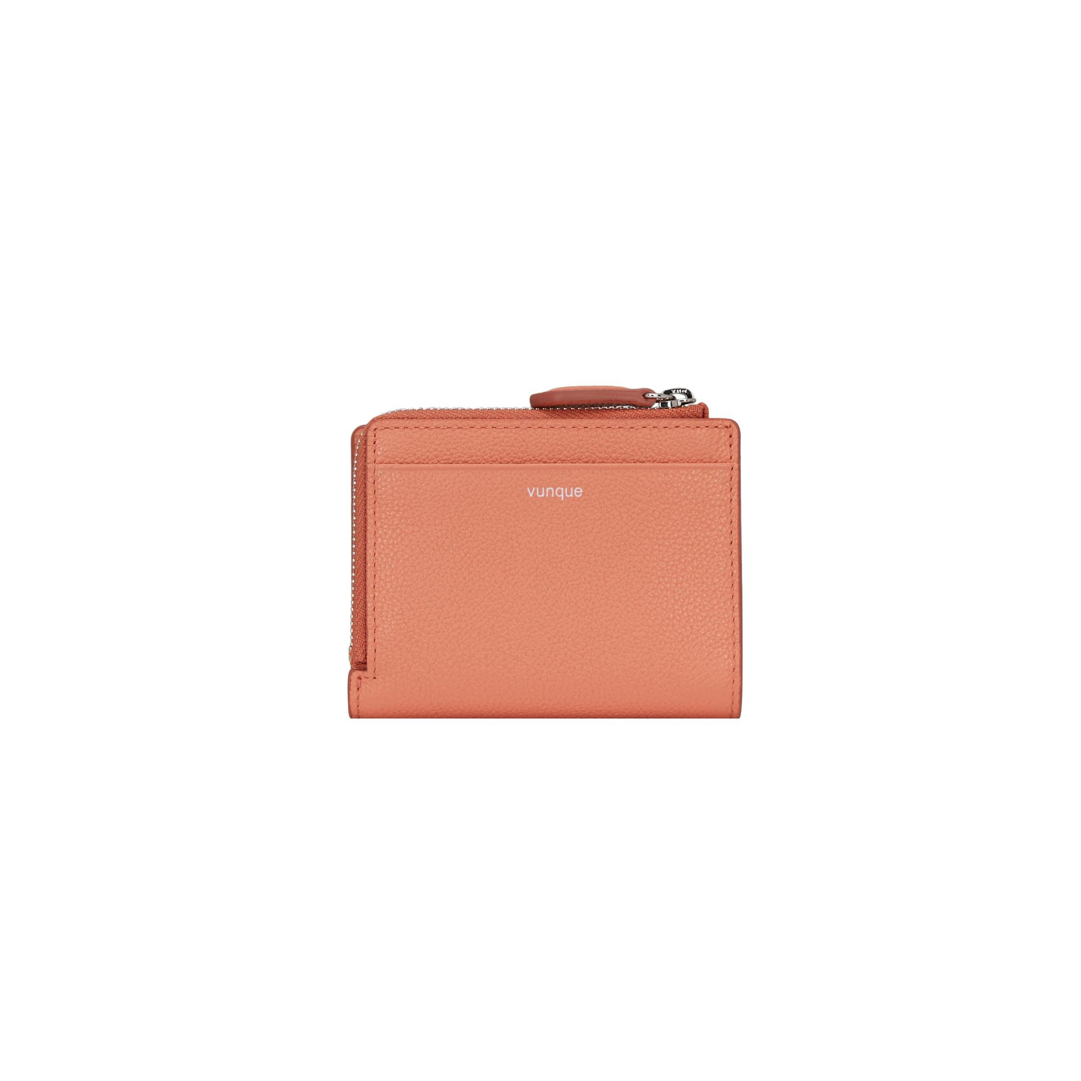 Perfec Flip wallet (퍼펙 플립 지갑) Coral