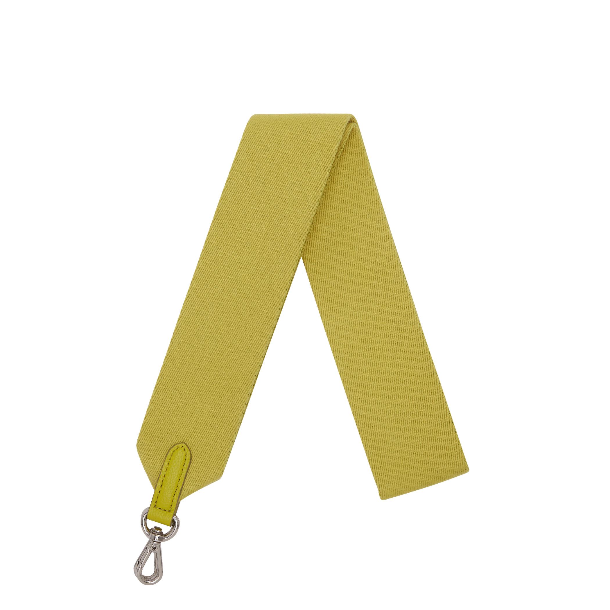 Shoulder Webbing Strap (50mm)_ Mustard