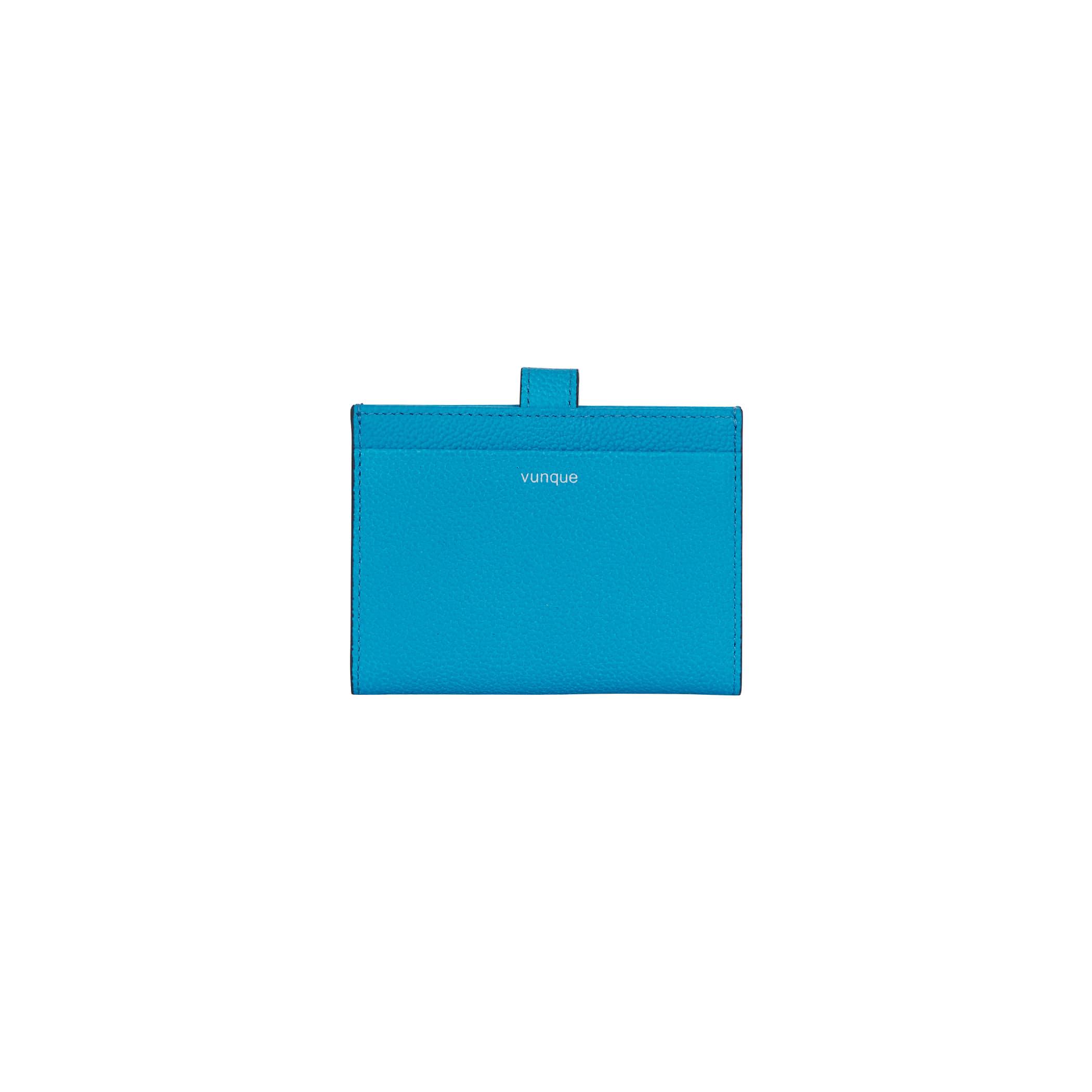 Magpie Card Wallet (맥파이 카드지갑) Fine blue