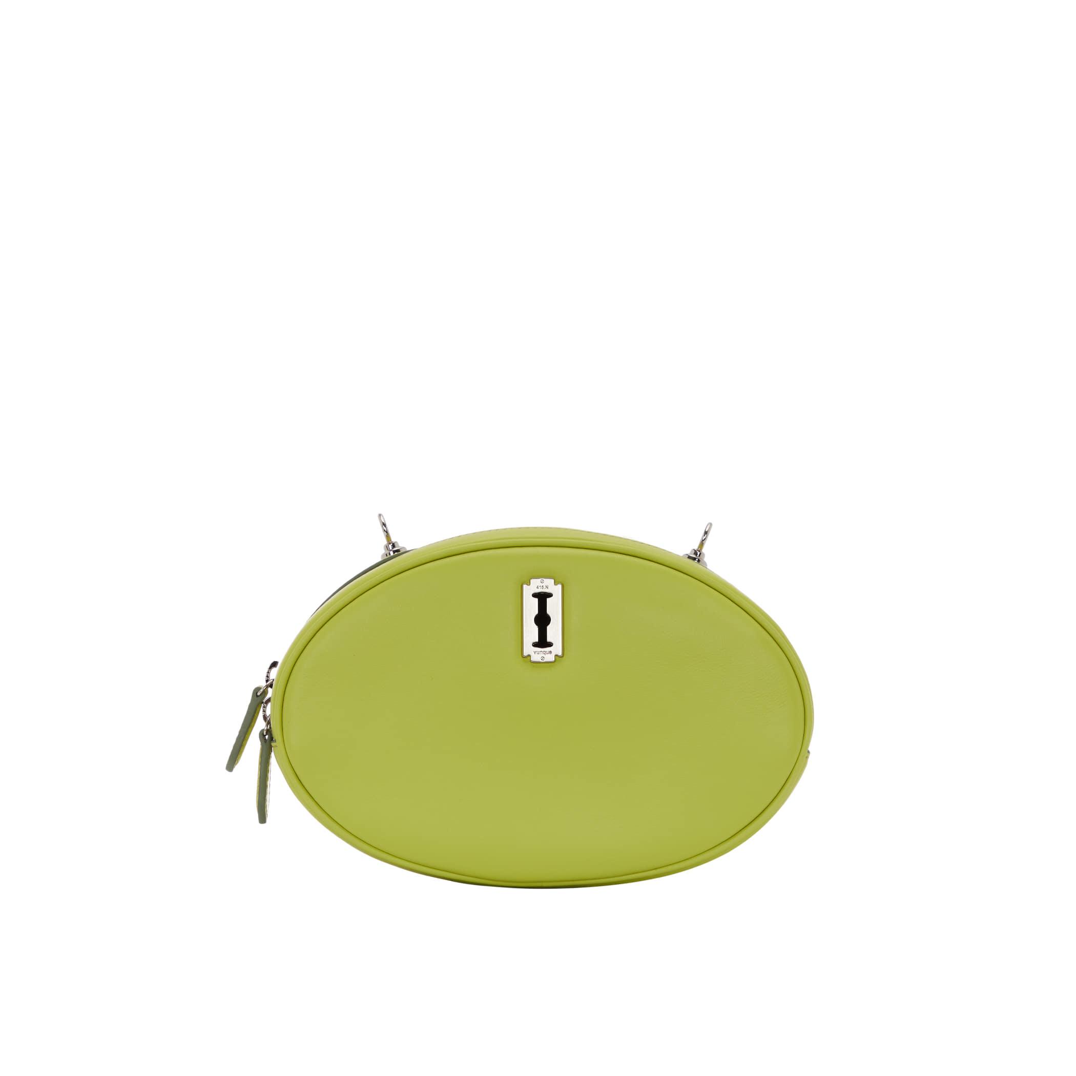 Mercury Round Shoulder (머큐리 라운드 숄더) Lemon Green