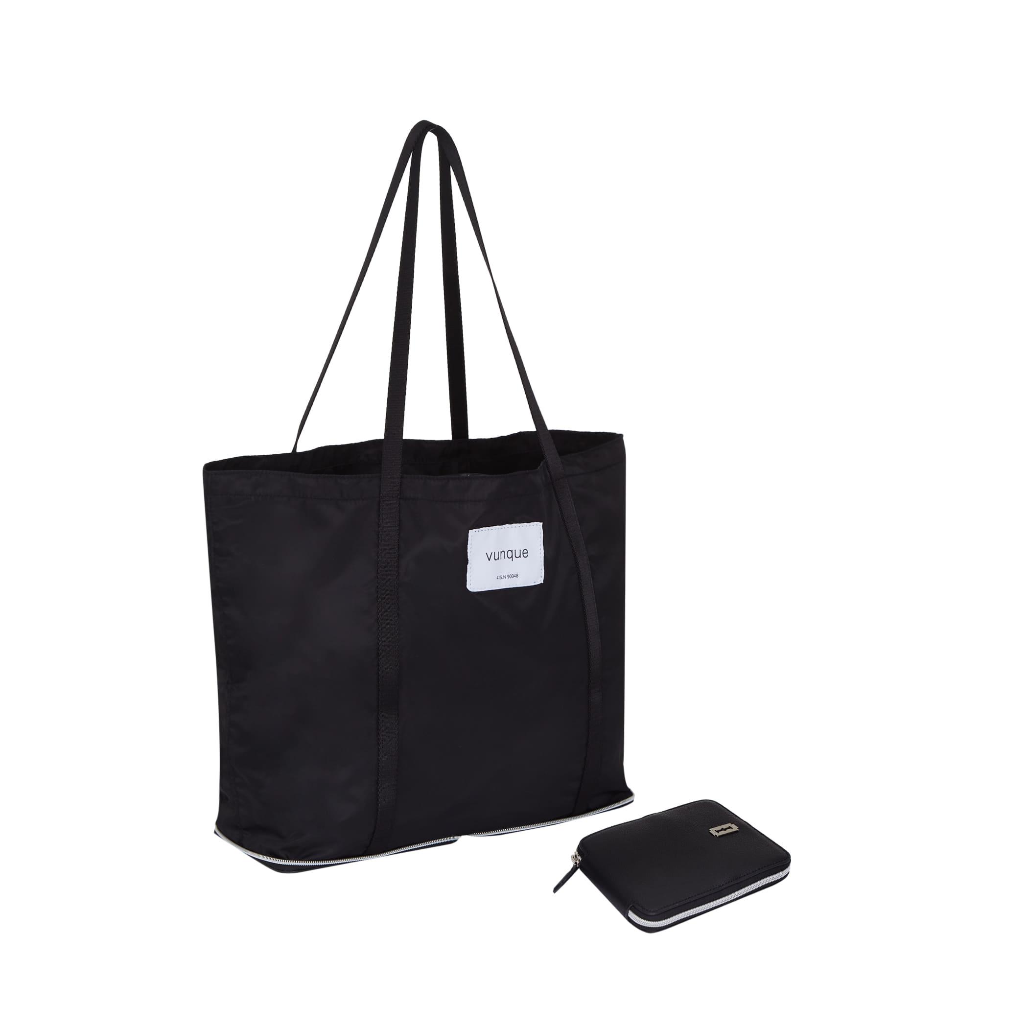 [아울렛] Hey Shopper Bag (헤이 쇼퍼백) Black