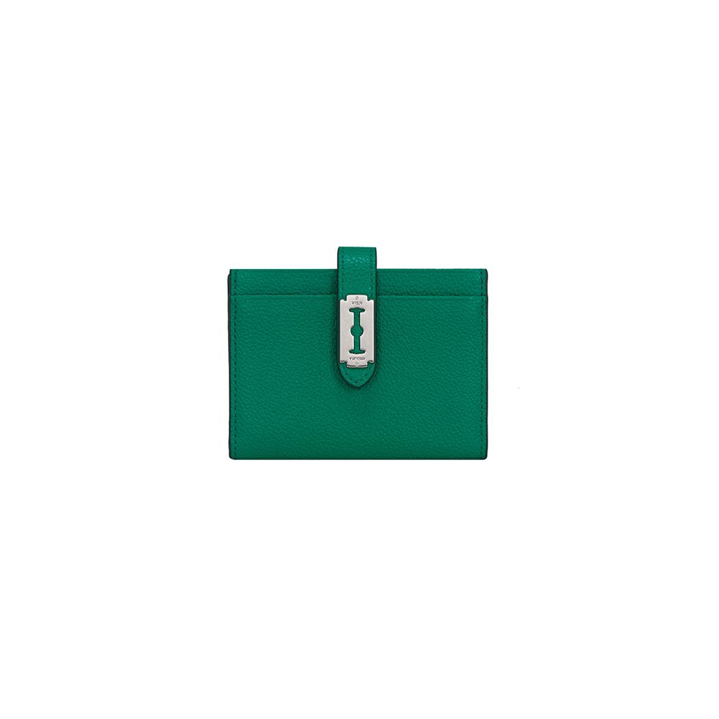 Magpie Card wallet (맥파이 카드지갑) Green