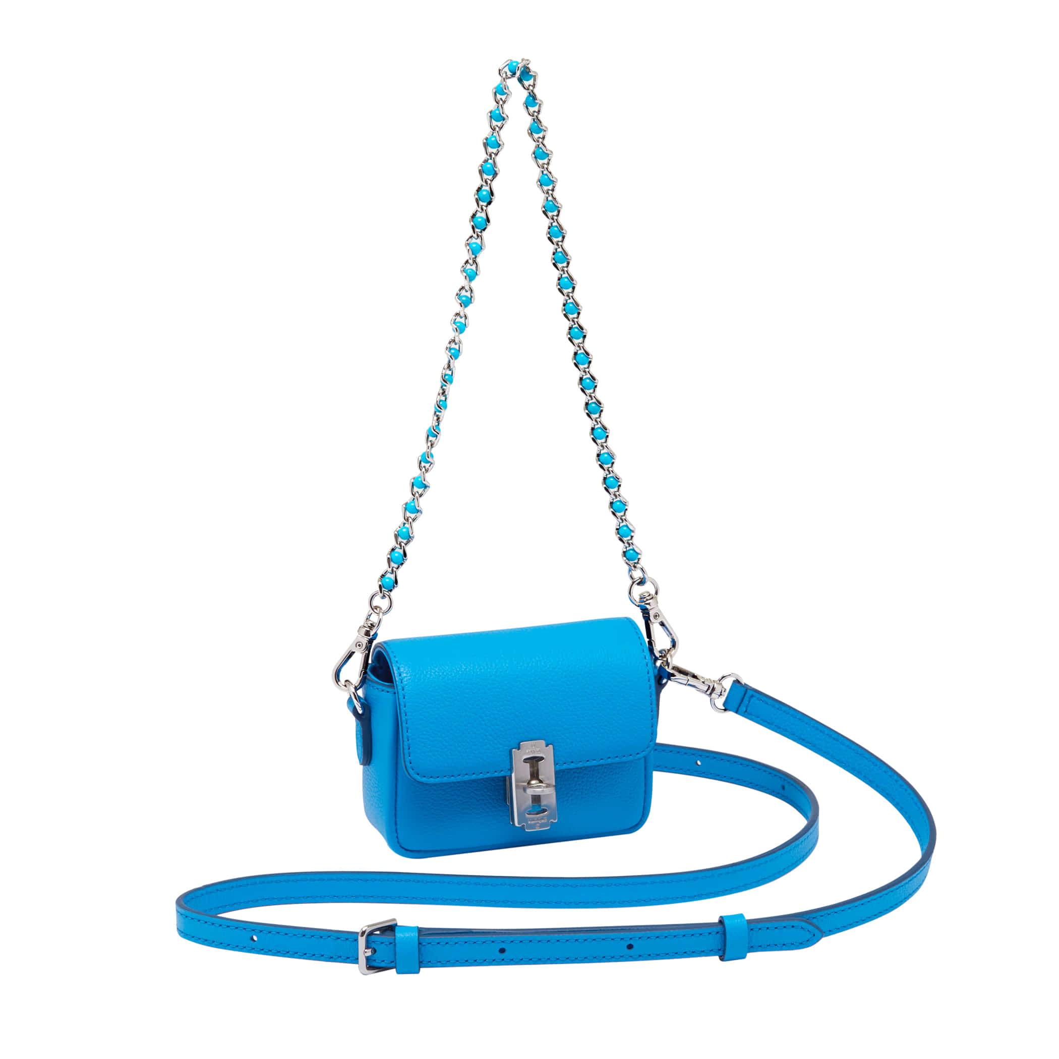 [아울렛] Bon Bon Mini Cross (봉봉 미니크로스) Cerulean blue