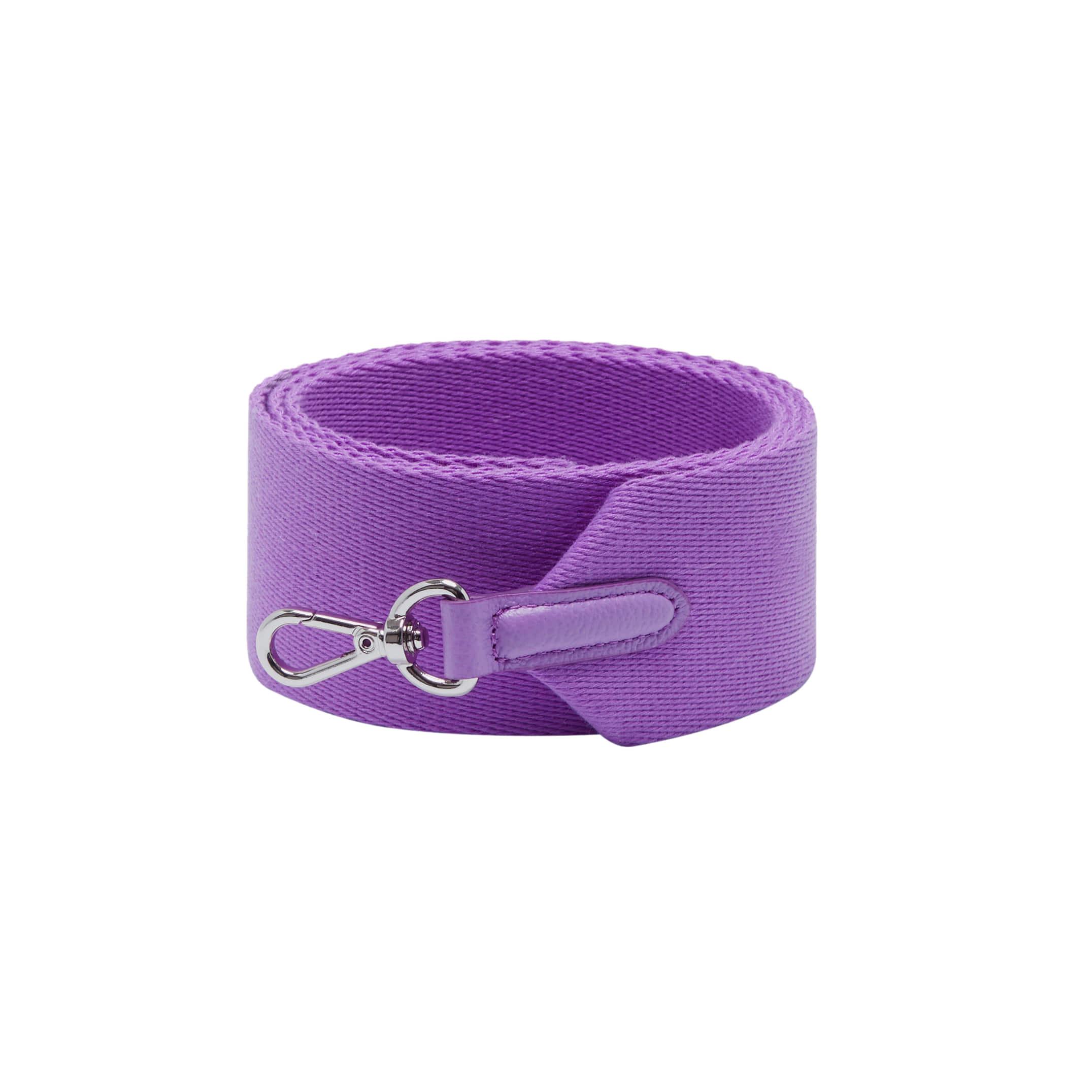 Shoulder Webbing Strap _ Lilac