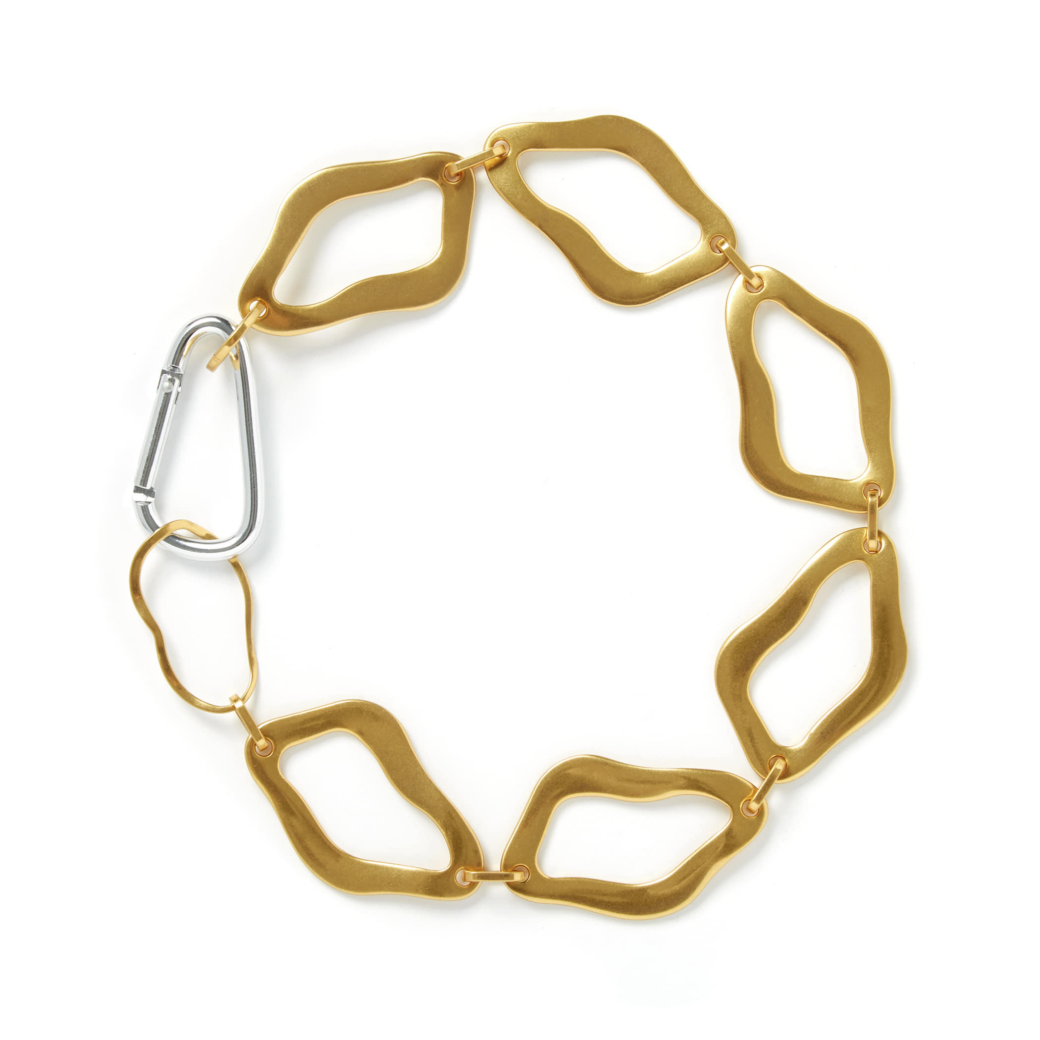 Oyster Necklace Gold