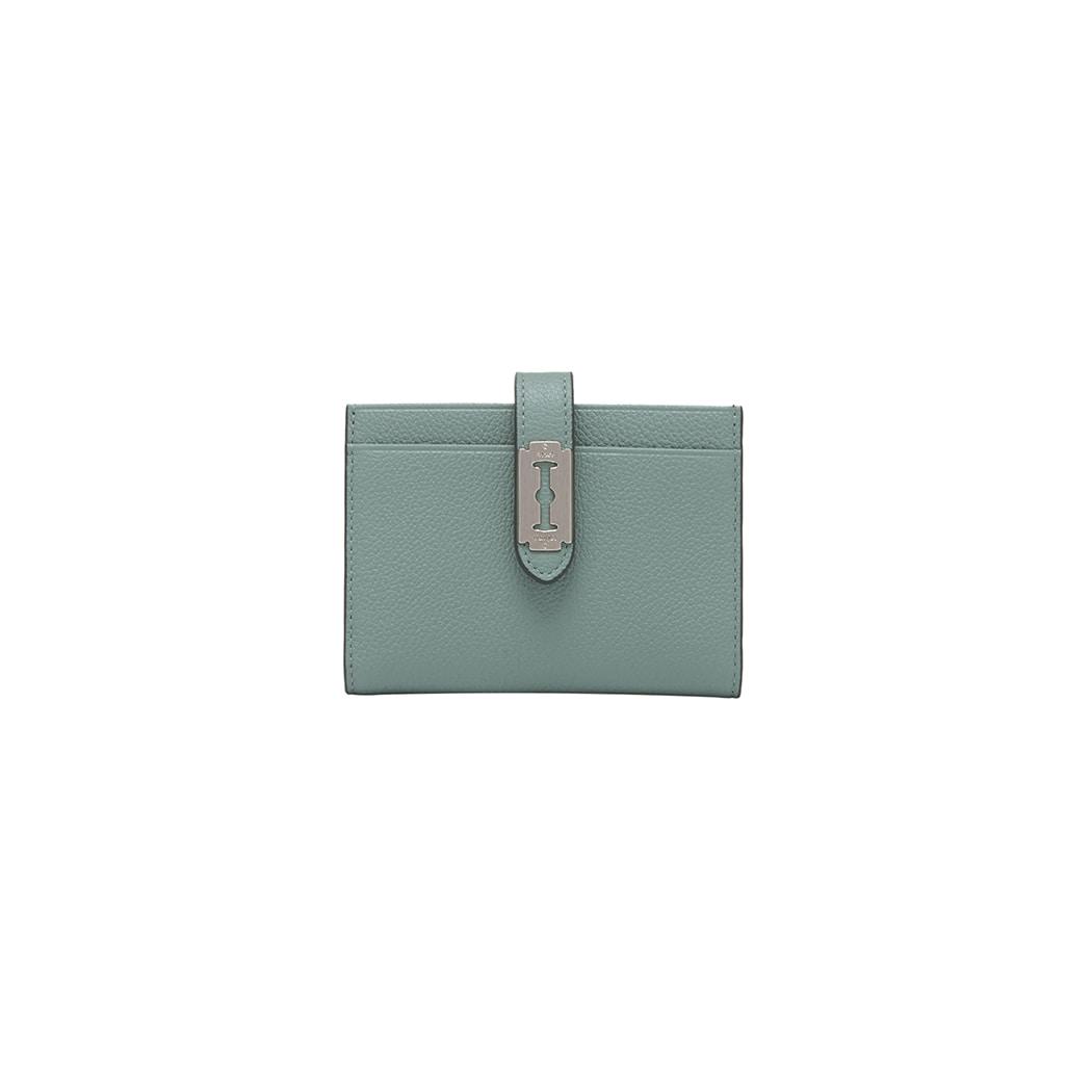 Magpie Card wallet (맥파이 카드지갑) Moss green