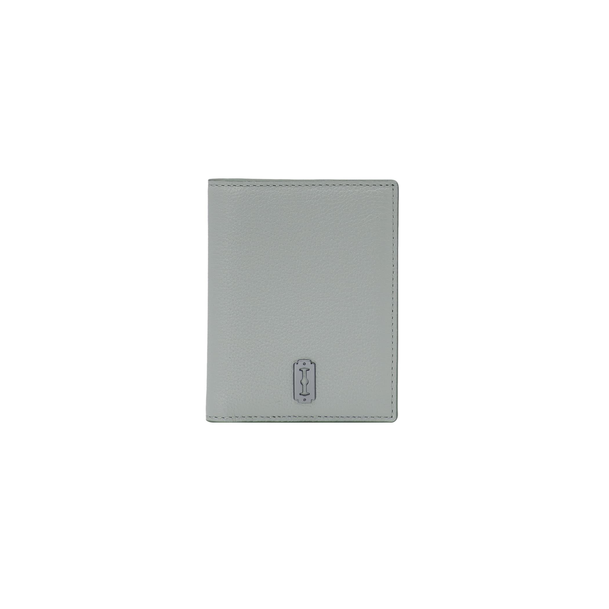 Occam Razor Folding Wallet (오캄 레이저 폴딩 지갑) Light grey