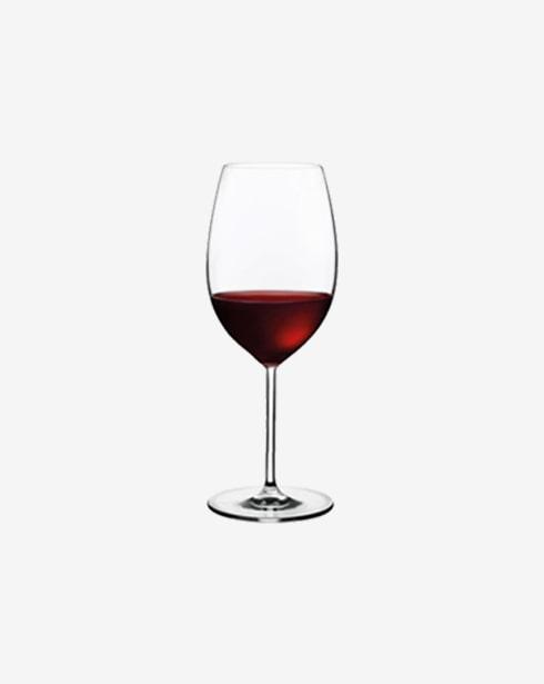 [누드글라스] 빈티지 보르도 와인 글래스 2세트