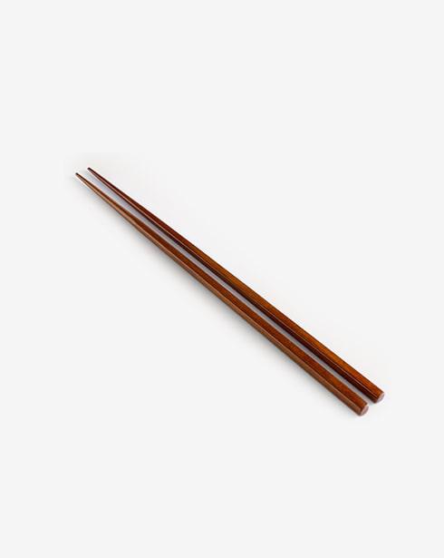 [리한] 옻칠 나무 조리도구 튀김 젓가락
