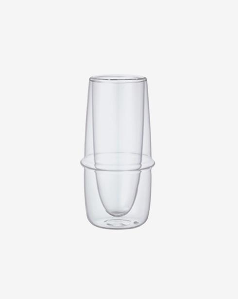 [킨토] 크로노스 더블월 샴페인 글라스 (160ml)