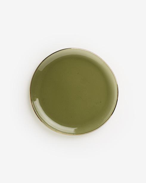 [오유글라스워크] NEW 골드림 오유 플레이트 (2 colors)