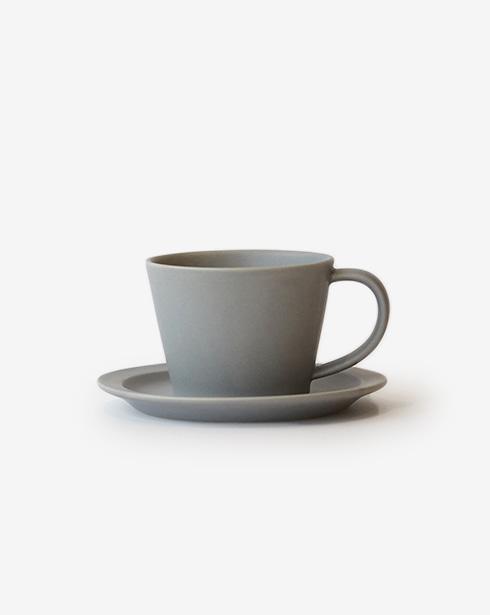[사쿠잔] 커피 컵 세트_그레이