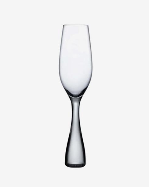 [누드글라스] 와인 파티 2세트 샴페인잔