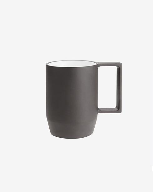 [지아] 퍼플클레이 라떼 컵