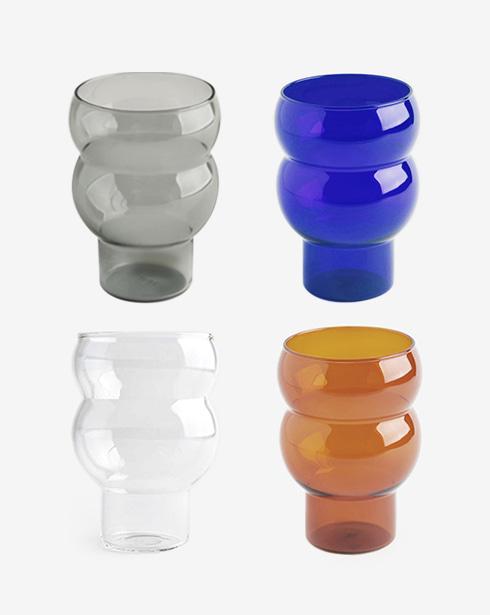 [더블유와이유] 버블컵 2단 (4 colors)