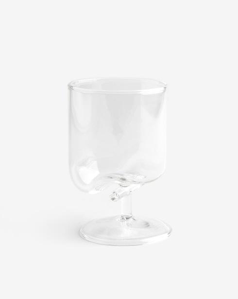 [서울번드] WGNB PUSH GLASS CUP 푸시 고블렛 유리컵_한정판매