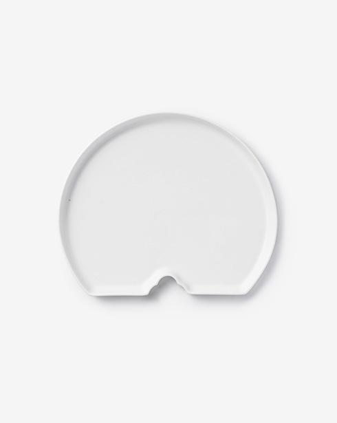 [무자기] 부채 접시