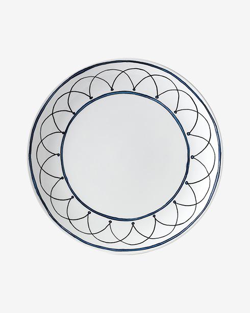 [트위그뉴욕] 블루버드 10인치 접시