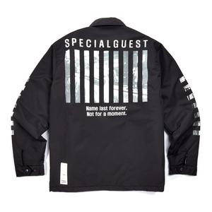 [ 스페셜게스트 ] 웜 코치 자켓 , 방수자켓