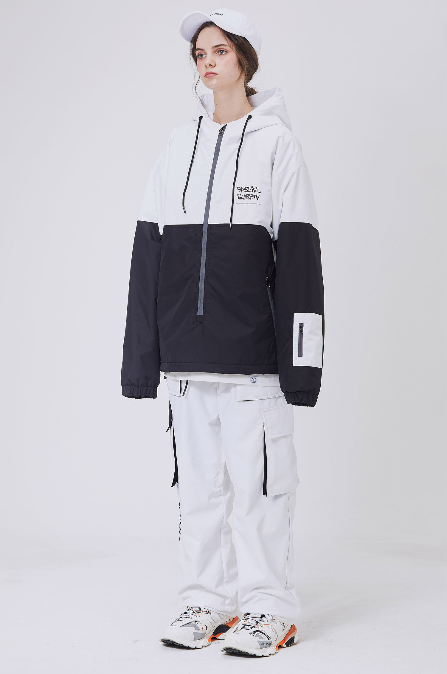 SET S01 - ANORAK / BOTTOM