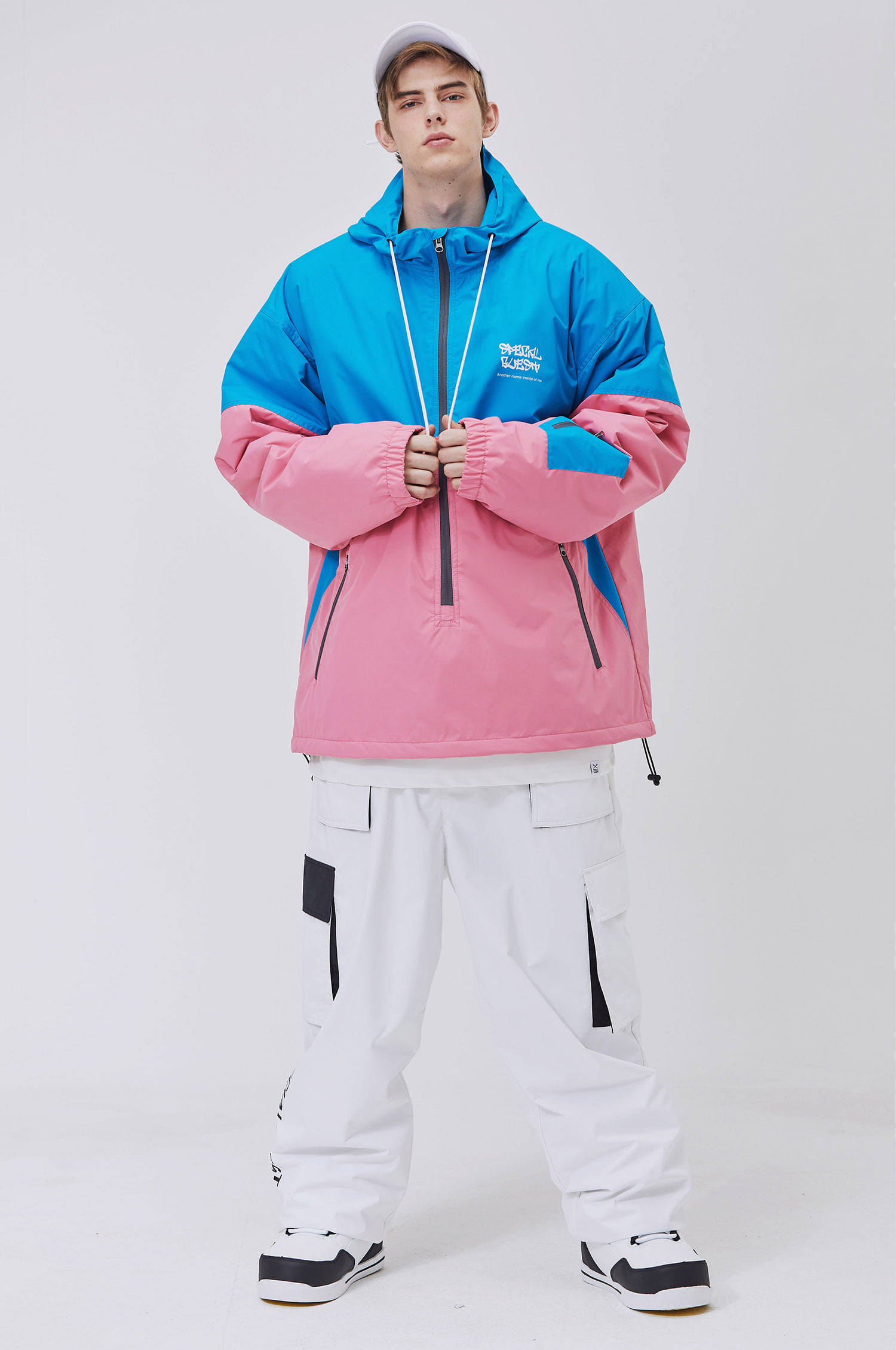 SET S11 - ANORAK / BOTTOM