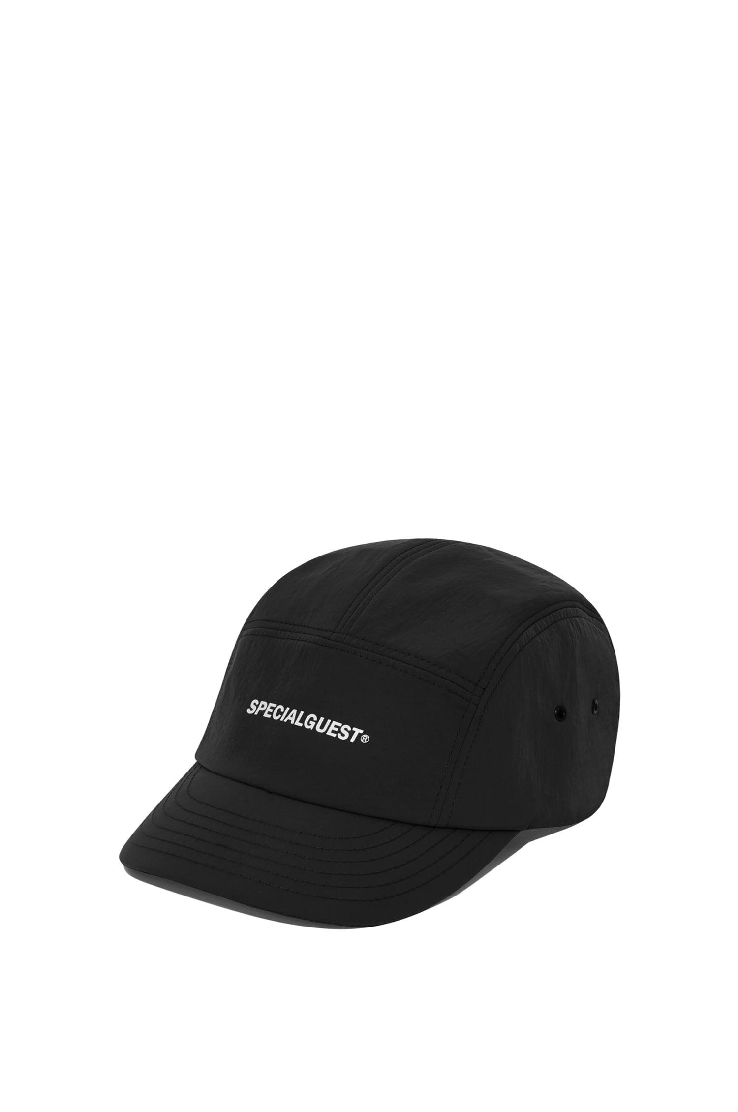 V2 CAMP CAP (BLACK)