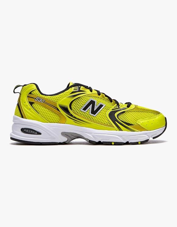 New Balance MR530 - Yellow   HEIGHTS.   하이츠 온라인 스토어