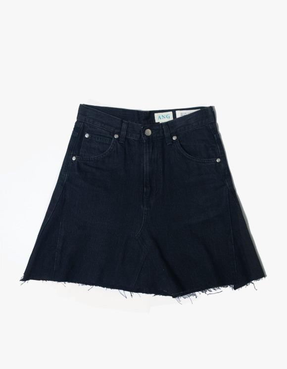 ANG Denim Mini Skirt #7 - Multi   HEIGHTS.   International Store