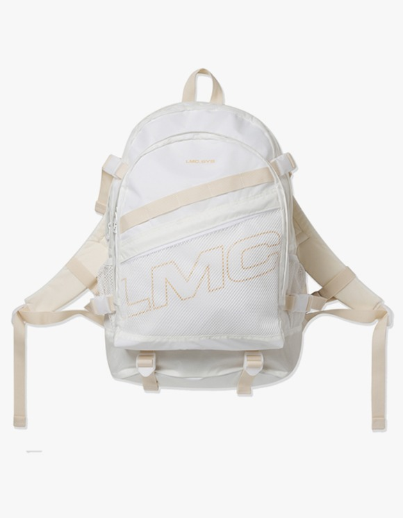 LMC SYSTEM LMC SYSTEM VENICE BACKPACK White | HEIGHTS. | International Store