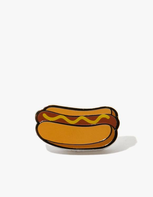 PINTRILL Hot Dog Pin | HEIGHTS. | 하이츠 온라인 스토어