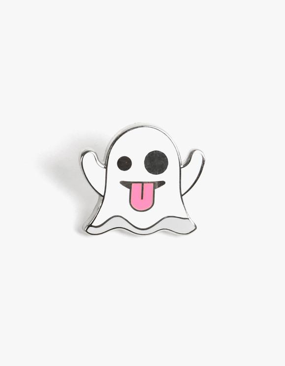 PINTRILL Ghost Pin | HEIGHTS. | 하이츠 온라인 스토어