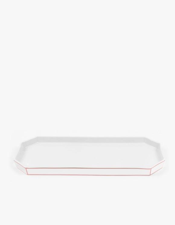 Odeme Boudoir Tray - Pink edge | HEIGHTS. | 하이츠 온라인 스토어