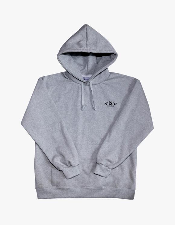 AIZ Skate Pwan Hoodie - Grey | HEIGHTS. | International Store