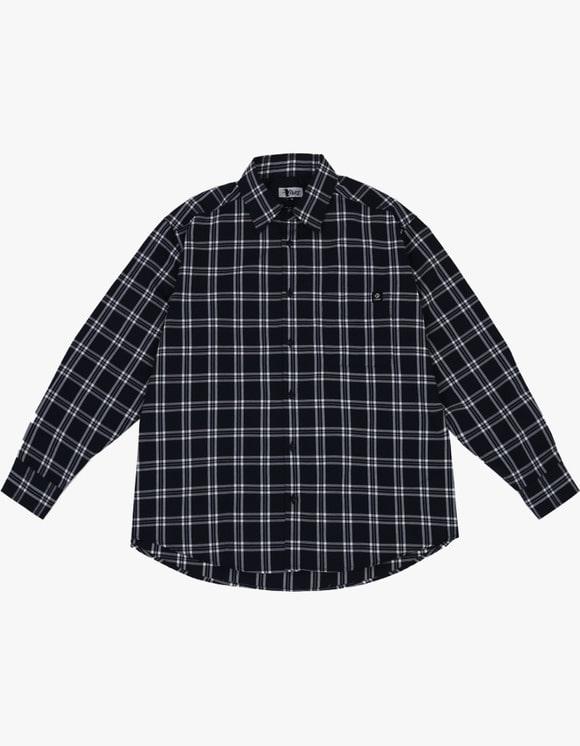 AIZ Skate Aiz Check shirts - Blue | HEIGHTS. | International Store