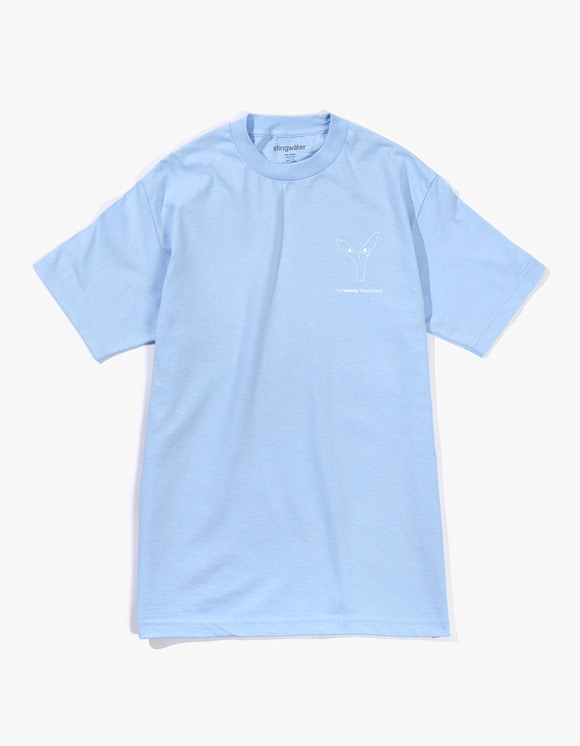 Stingwater The Beauty Department Tee - Blue | HEIGHTS. | International Store