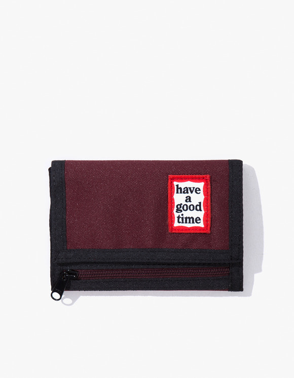 have a good time Cordura® Frame Wallet - Wine | HEIGHTS. | International Store