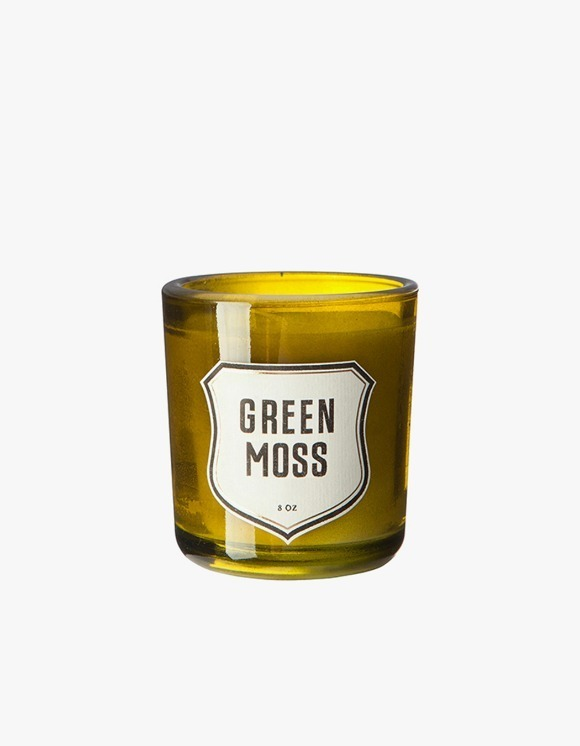 IZOLA NYC Green Moss Candle   HEIGHTS.   International Store