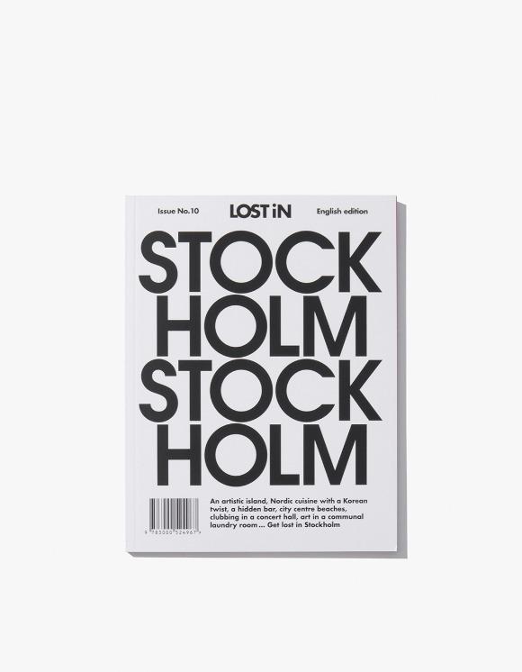 GESTALTEN LOST iN - Stockholm | HEIGHTS. | International Store