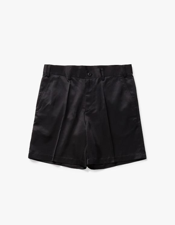 have a good time Satin Shorts - Black | HEIGHTS. | 하이츠 온라인 스토어