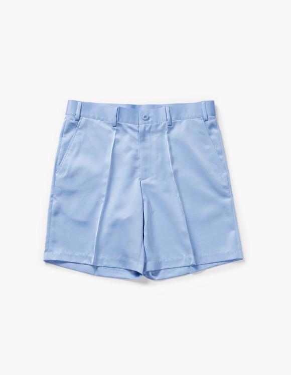 have a good time Satin Shorts - Sky Blue | HEIGHTS. | 하이츠 온라인 스토어